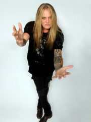 Sebastian Bach – 30thAnniversary of Slave to the Grind Tour